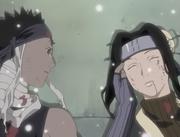 Zabuza muere junto a Haku