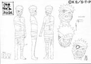 Arte Pierrot - Obito Uchiha3