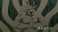 Expansão Muscular (Dez-Caudas - Anime)