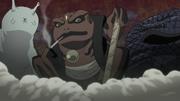 Invocación Bloqueo Triple Anime