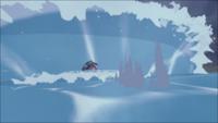 Liberação de Água - Onda de Choque Explosiva de Água (Kisame - Game)
