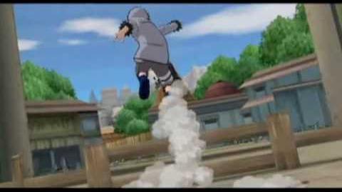 Naruto Clash of the Ninja Revolution 2 - Trailer - Wii