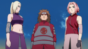 Team Asuma Chūnin Exams
