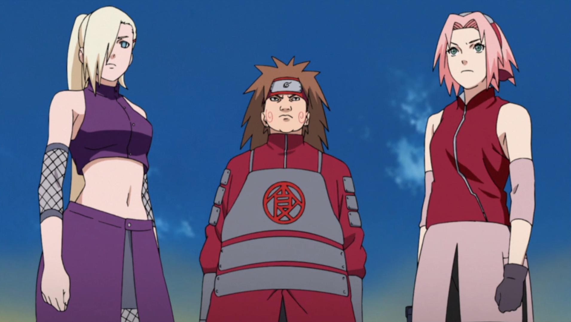 Ino Yamanaka  Narutopedia  Fandom