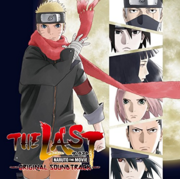 The Last soundtrack CD cover