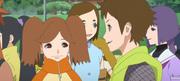 Wasabi y Namida hablando sobre lo que les gustaría invocar