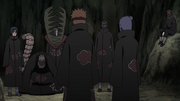 Akatsuki sem membros