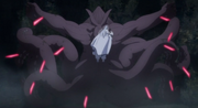 B y Gyūki capturados por Momoshiki y Kinshiki