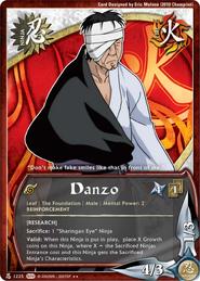 Danzo WoW