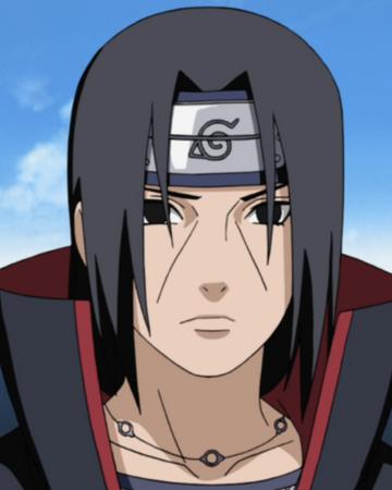Itachi Uchiha Narutopedia Indonesia Fandom