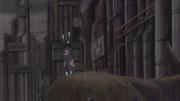 Jutsu Lluvia del Tigre a Voluntad Anime