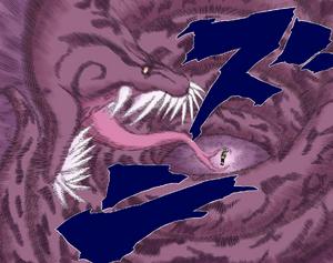 Orochimaru a punto de tomar su nuevo cuerpo