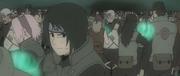 Shizune llega con el resto de la División Médica