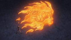 Tecnica Suprema del Fuoco del Drago