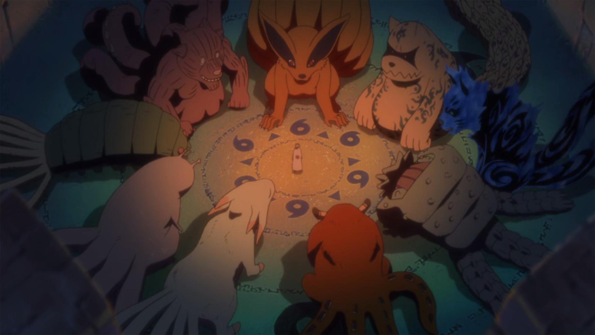 Naruto Nine-Tails Fox Uzumaki 16.Kyuubi Kurama gefüllt Plüschtier