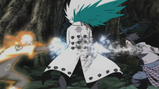 Madara Attacked