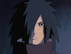 Madara Uchiha Anime