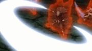 Mifune attacks the Shinju