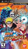 Naruto Shippūden Kizuna Drive Norteamérica