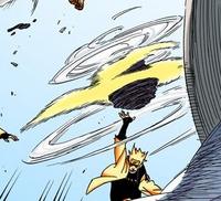 Pó de Escama de Naruto (Mangá Colorido)