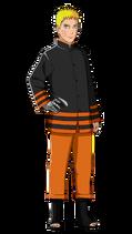 Naruto - 32 anos no mangá (Render)