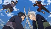 Senju and Uchiha fights-0