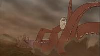 Son Gokū extraído por la Estatua Demoníaca del Camino Exterior