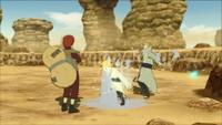 Técnica de Hidratação (Gengetsu - Game)