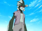 Amachi's Kaima Form