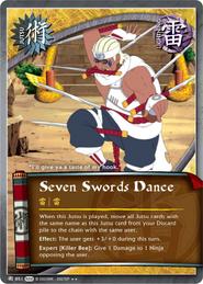 Danza de las Siete Espadas WoW
