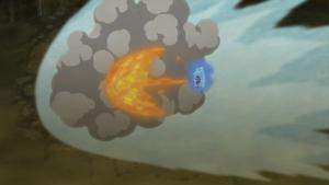 Elemento Agua Formación Pilar de Agua Anime