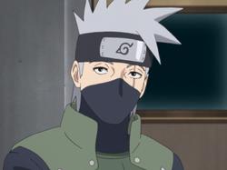 Kakashi Hatake profilo 2
