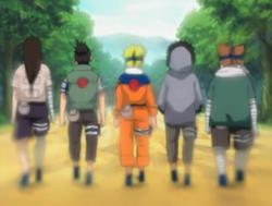 Naruto episodio 110