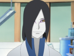 Orochimaru Part III