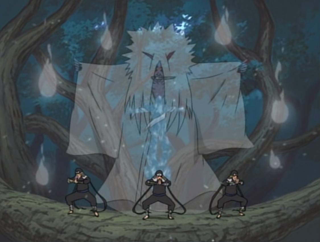 Dead Demon Consuming Seal | Narutopedia | FANDOM powered by