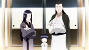 Famille de Hinata