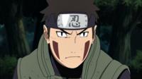 Kiba durante la Cuarta Guerra Mundial Shinobi