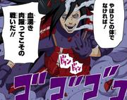 Madara es revivido por Obito Manga