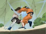 Naruto egzamin