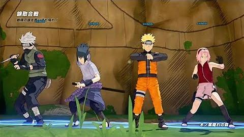 Naruto to Boruto Shinobi Striker - NEW Gameplay (Jump Festa 2017)