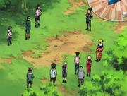 Os 11 de Konoha se juntam