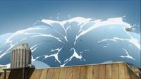 Projétil de Liberação de Água - Orca (Boruto - Anime)