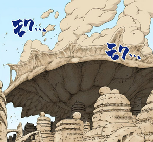 Protección de Cielo Pared de Arena Manga