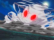 Shiromari regresando a su hogar