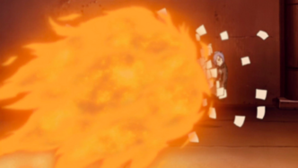 Flame Bullet