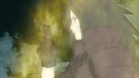 Gedō Rinne Tensei no Jutsu (Madara Uchiha - Anime 1)