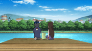 Izumi e Itachi