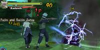 Jutsu Fujin e Raijin (Sasuke)