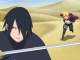 Boruto - Episódio 120: Sasuke é o Objetivo