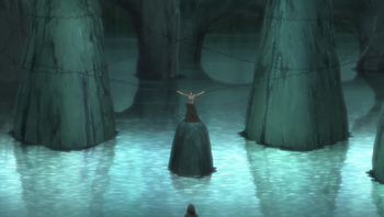 The jinchūriki is bound by seals…